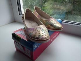 Туфли для девочки CAMIDY