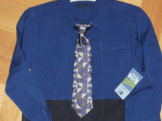 Рубашка и галстук Matalan