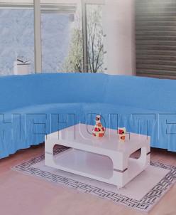"""""""Чехол"""" на угловой диван КЛАССИК МНОГО ЦВЕТОВ"""