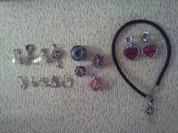 Санлайт - новые шармы, кулоны, подвески, браслет