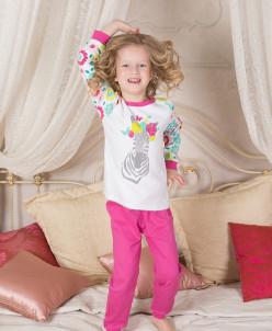 Пижама для девочки Принцесса 4 расцветки