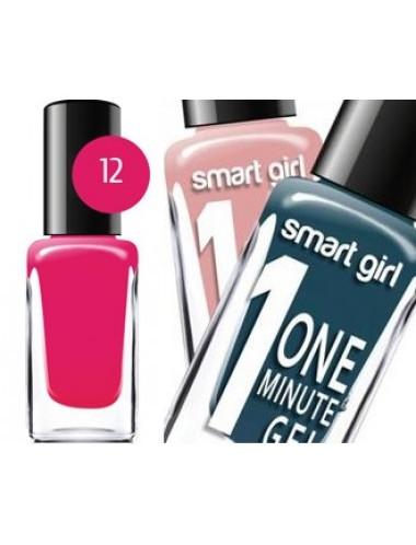 "БД Лак для ногтей ""Smart Girl"" One minute №012, 14593"""