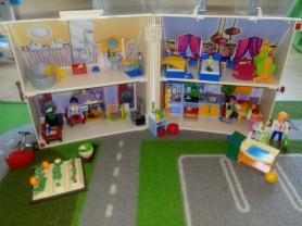 Кукольный дом, playmobil