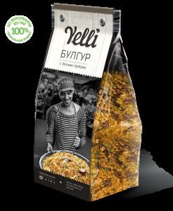 Коллекция  Yelli  - Булгур с белыми грибами