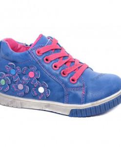 Ботинки М+Д 6226 синий (27-32)