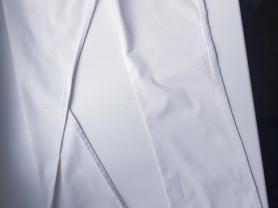 Белые брюки 44 размер