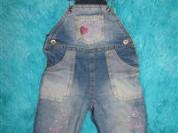 Полукомбинезон Gloria jeans утепленный