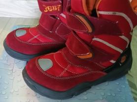 """мембранные ботинки """"зебра"""""""
