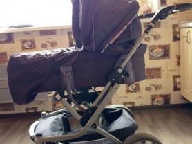 Детская коляска Teutonia Mistral S