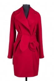Пальто женское демисезонное (пояс) Сукно