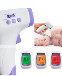 Цифровой бесконтактный термометр