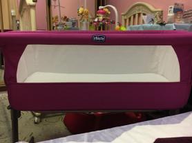 Кроватка - люлька Chicco Next2Me