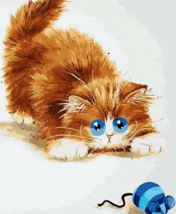 Кошки - мышки - алмазная мозаика