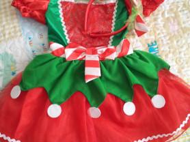 Праздничное платье 92 размер б/у