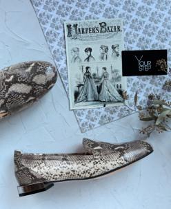 Кожаные туфли лоферы. New collection 19