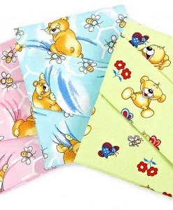 Комплект детского постельного белья зима-лето