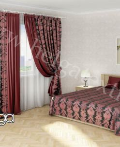 Комплект для спальни Жаклин v2 Арт.2878