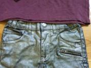 Комплект кофта и шорты 104 - 110
