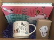 Подарочная коробка Муми-тролль для детей (новая)