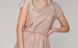 Блуза 257 золото