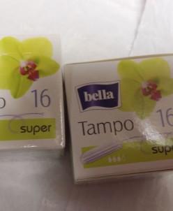 Bella тампоны гигиенические 16 шт.super/regular