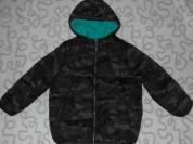 Куртка NKY с капюшоном, 110-116 см
