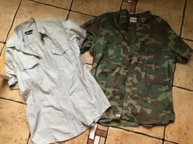 Рубашки Ralph Lauren и Zolla