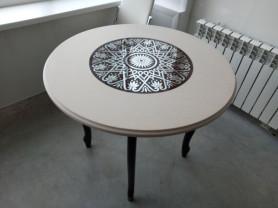 Стол Обеденный Соренто 1.0 дг7 темнобеж