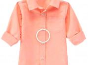 Рубашка с длинным рукавом Crazy 8, 106-114 см