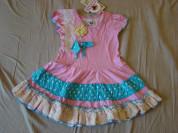 Новое платьице на девочку Jelly the Pug (США)