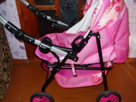 продам коляску для кукол Польша