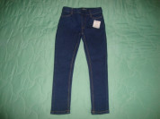 Новые,зауженные джинсы д/д .Размер 110.