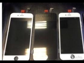 дисплей белый на iPhone 6s+