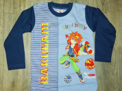 Лонгслив (футболка с длинным рукавом) Новый р. 110