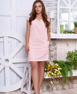 """Платье """"Магда"""" (персик)"""