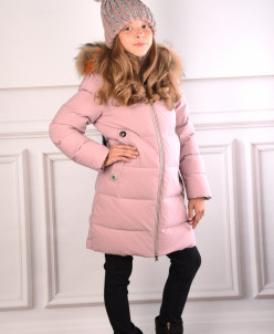 Пальто для девочки Anernuo
