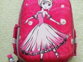 Новый школьный рюкзак/ранец ортопедический д/д