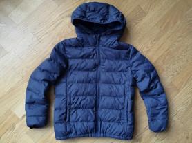 Утепленная куртка UNIQLO ,р.134.