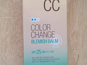 CC cream Color Change, Welcos, Корея
