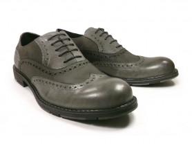 Туфли цвета хаки
