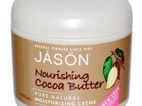 Питательный крем для лица с маслом какао, Jason