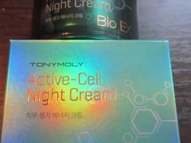 Антивозрастной ночной крем Tony Moly Bio Ex Active