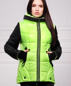 Куртка JOSEPHINE (Салатовый NEON) 2564