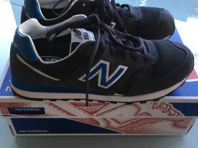 Новые кроссовки Nеw Balance ML554SNB Оригинал! р.7