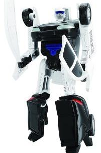 Трансформер-машина Робот Полиция