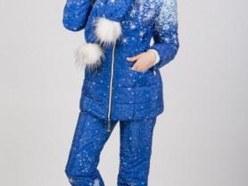 Шикарный зимний костюм 46 и 48 размеров