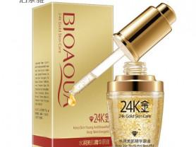 Сыворотка для лица 24K Gold Bioaqua