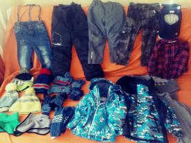 Набор одежды 104 для мальчика