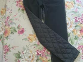 Утепленные брюки Акула,р.146, новые