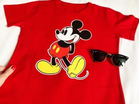 Новая футболка Мики Маус